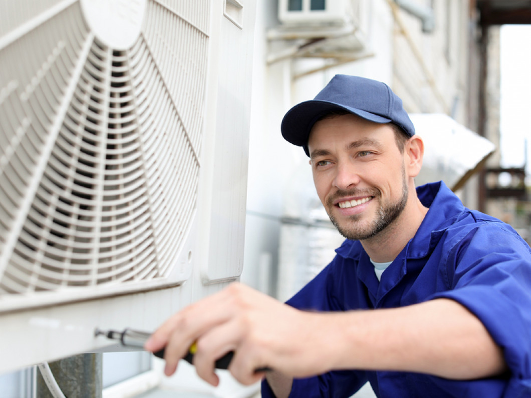 Leave A/C Repair to the Pros